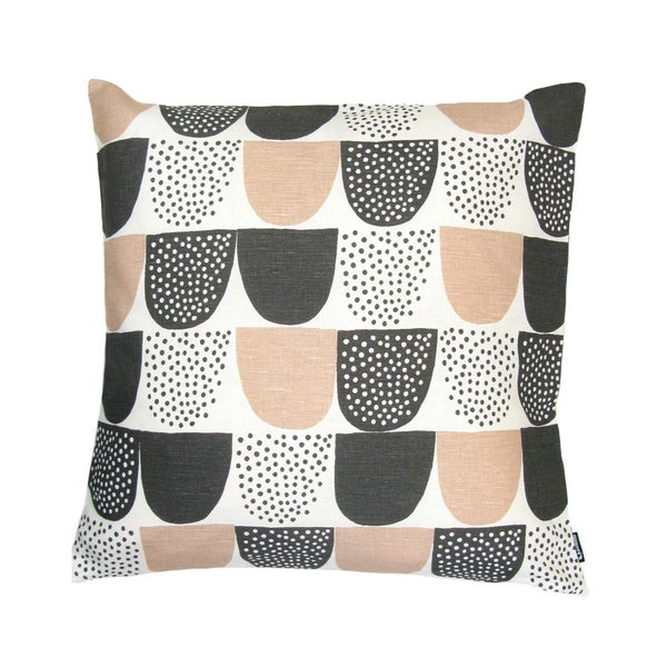 Image of Kauniste - Sokeri cushion cover - pink (salmon)