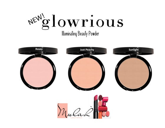 Image of Glowrious Illuminating Beauty Powder