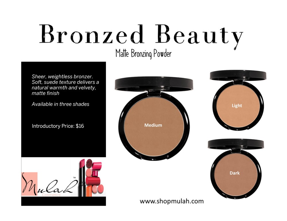 Bronzed Beauty Matte Bronzing Powder