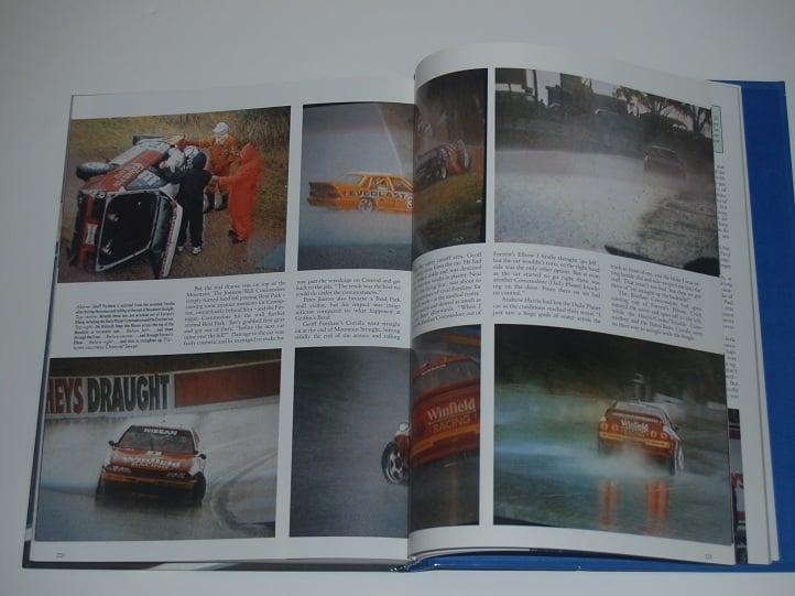 Image of BATHURST 1992. GREAT RACE BOOK # 12. NISSAN REINS!!