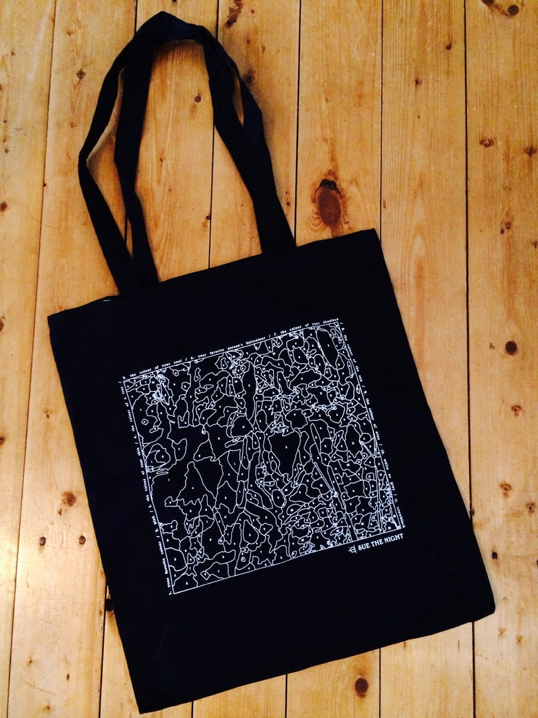 Image of 'MOSAIC' TOTE BAG