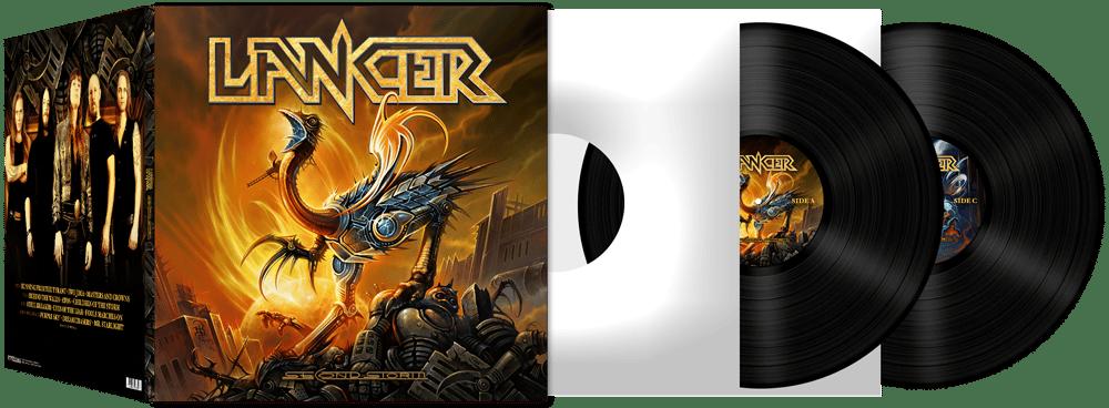 Image of LANCER - Second Storm [Double Gatefold Vinyl]