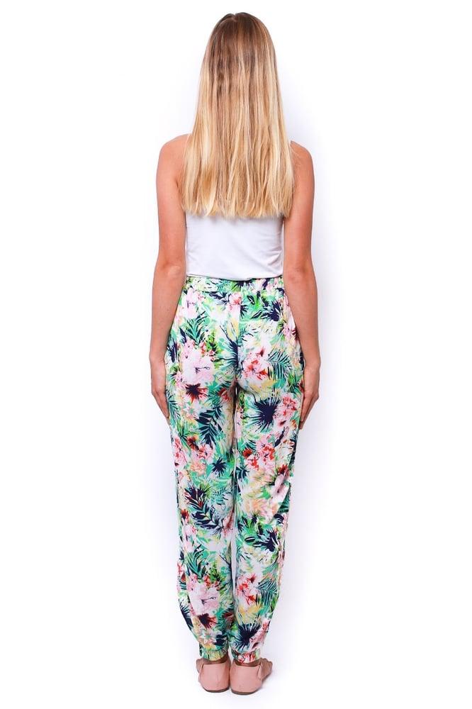 Image of Hibiscus Pants