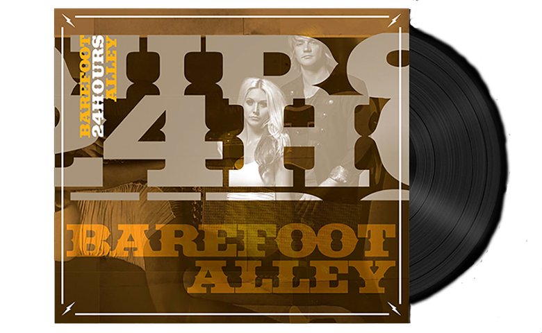 Image of '24HOURS' Vinyl