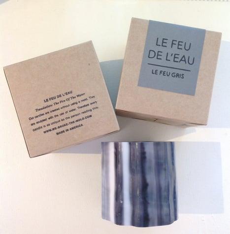 Image of LE FEU DE L'EAU CANDLE