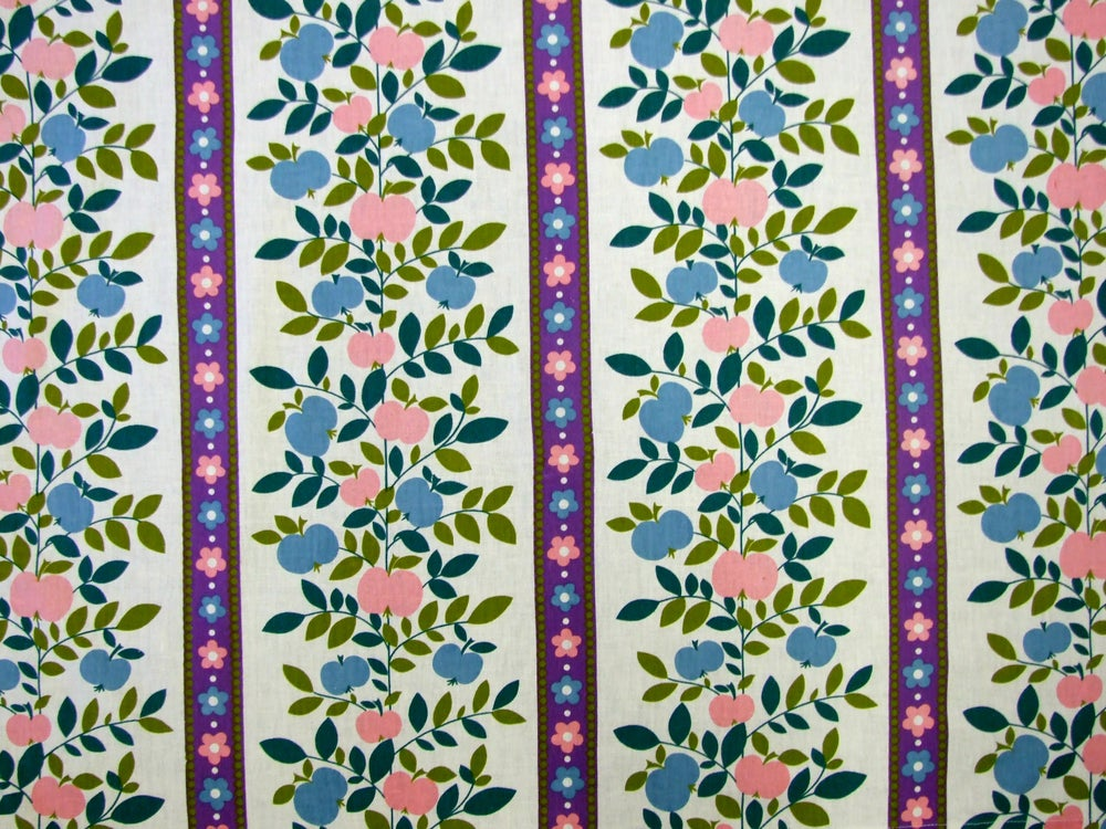 Image of Scandi Apple Vintage Fabric