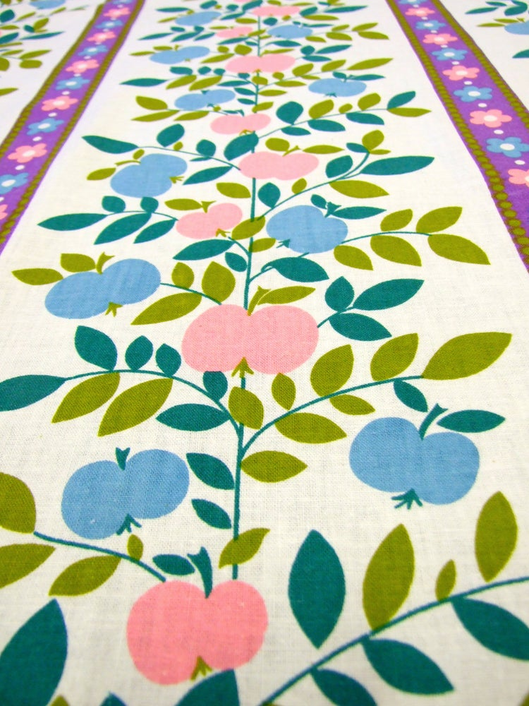 Image of Scandi Apple fabric - fat quarter