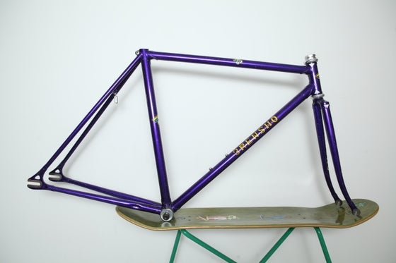 Image of 3Rensho NJS Frame Set - Purple