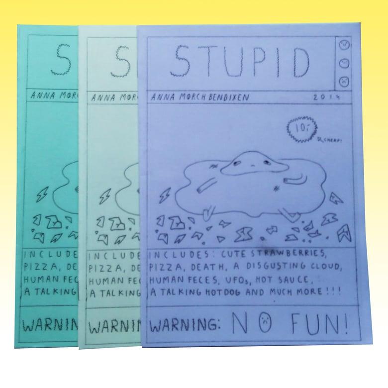Image of Stupid Zine