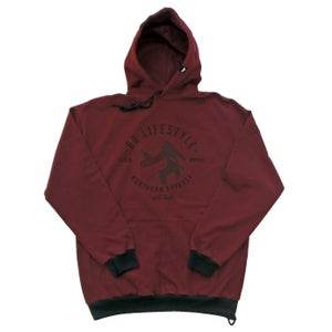 Image of Northern Hoodie - Burgundy