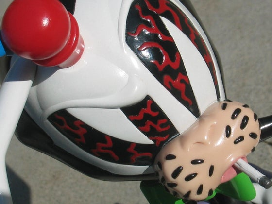 Image of Coochy Cooty Limited Edition Vinyl Figure