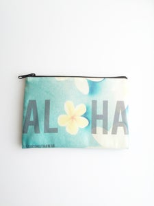 Image of Plumeria ALOHA Clutch