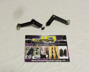 Image of FXDXT JD Custom Fairing  Windshield Adjuster Arms