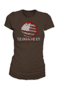 Image of Sniper Tee Army Womens