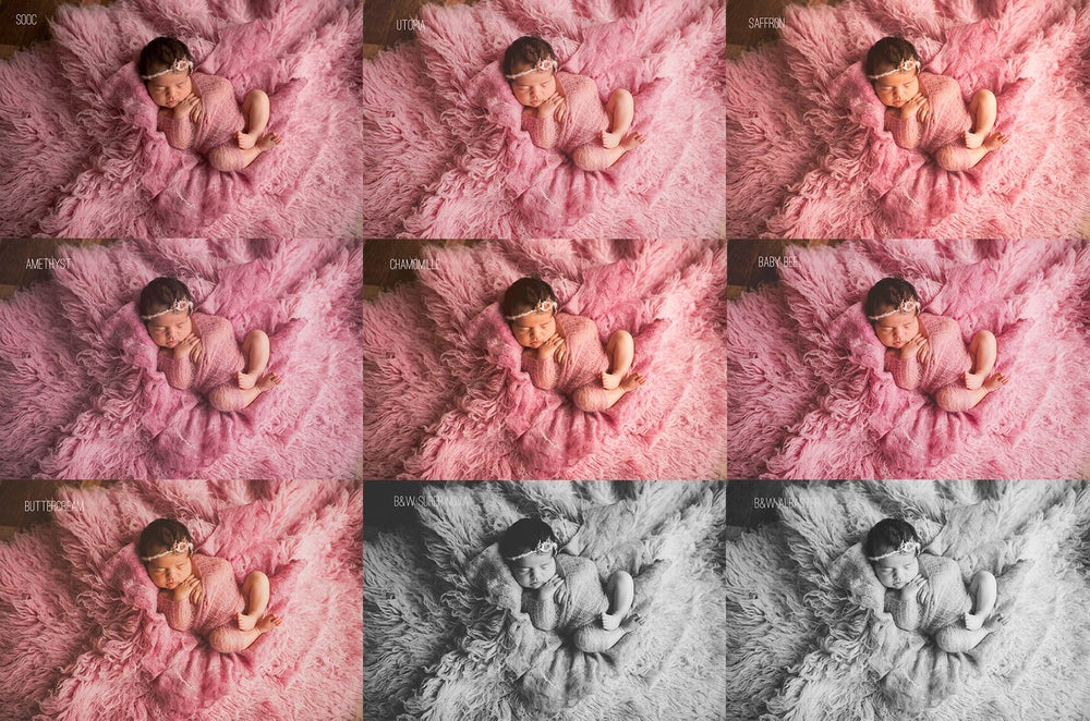 Image of Heartstrings Collection {new life}  - Newborn Presets