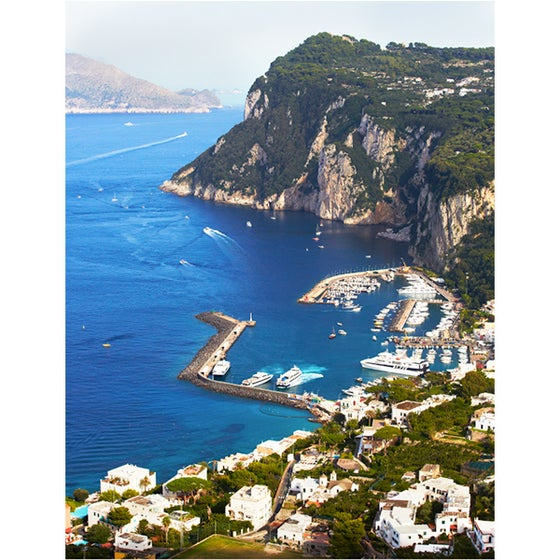 Image of Port of Capri