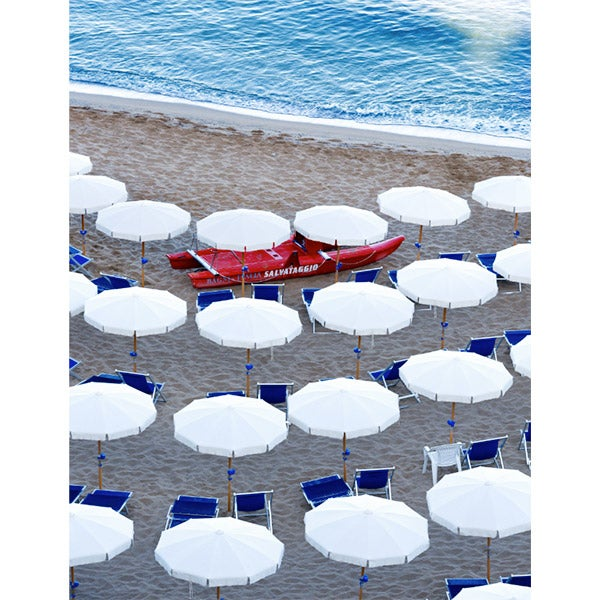 Image of Umbrellas From Above 1