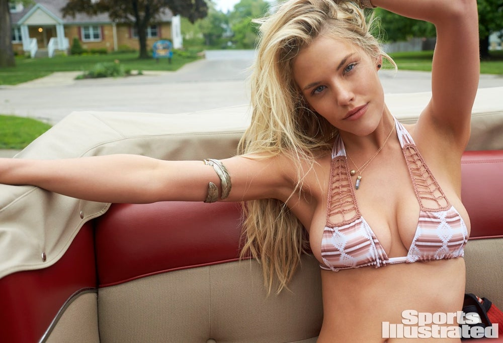 Image of ASHLEY as seen in Sports Illustrated Swimsuit Edition 2015