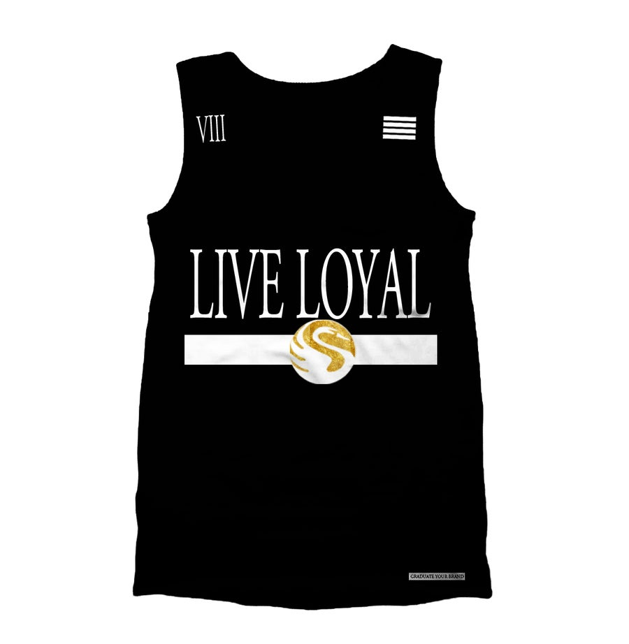 Image of Live Loyal Tank Top