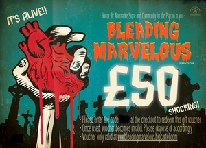 Image of Bleading Marvelous Gift Voucher £50