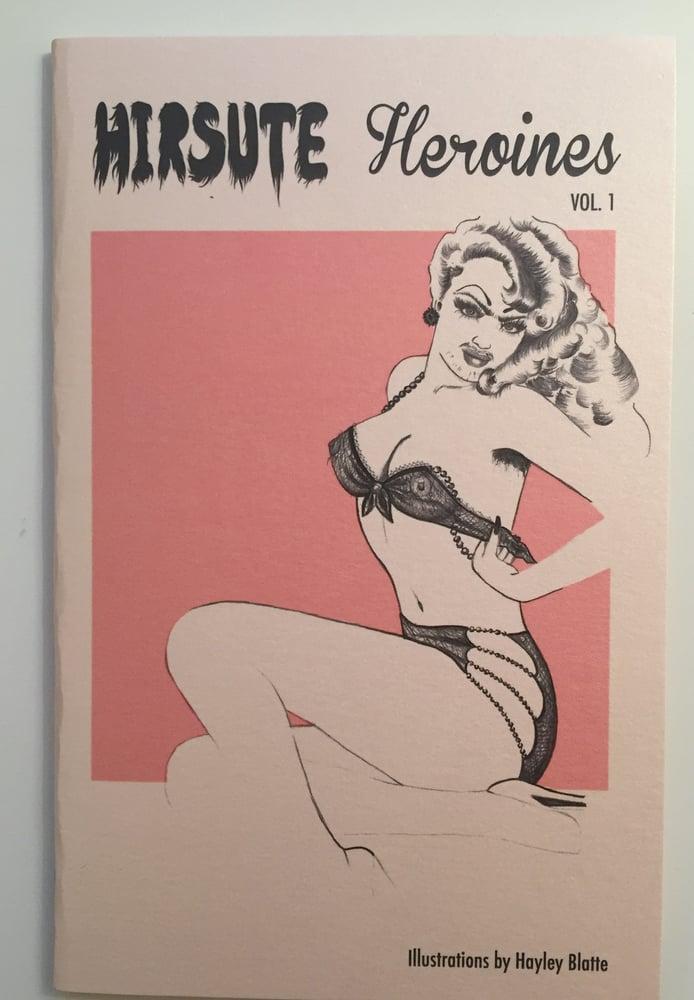 Image of Hirsute Heroines Vol. 1