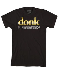 Image of DONK DEFINITION 24K GOLD