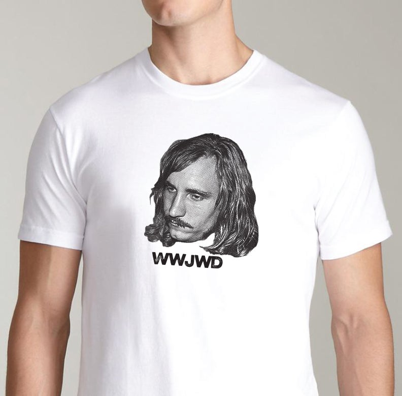 Image of What Would Joe Walsh Do T-shirt  (WWJWD)