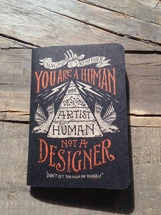 Image of Nathan Yoder Sketchbook