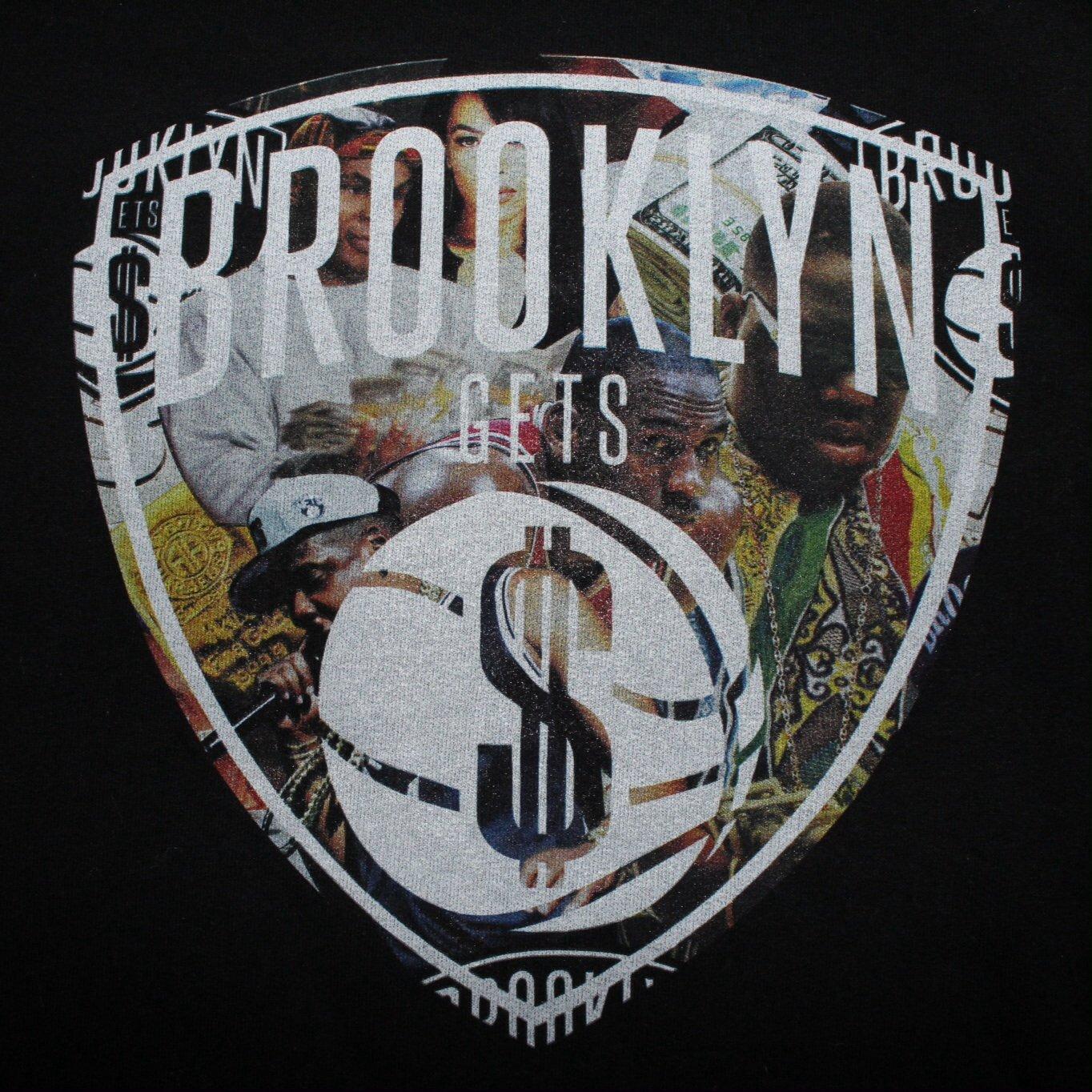 Image of Brooklyn Getz Emblem Tee / sweatshirt