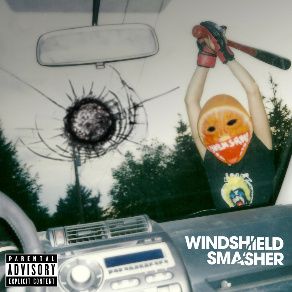 "Image of Black Moth Super Rainbow ""Windshield Smasher"" CD"