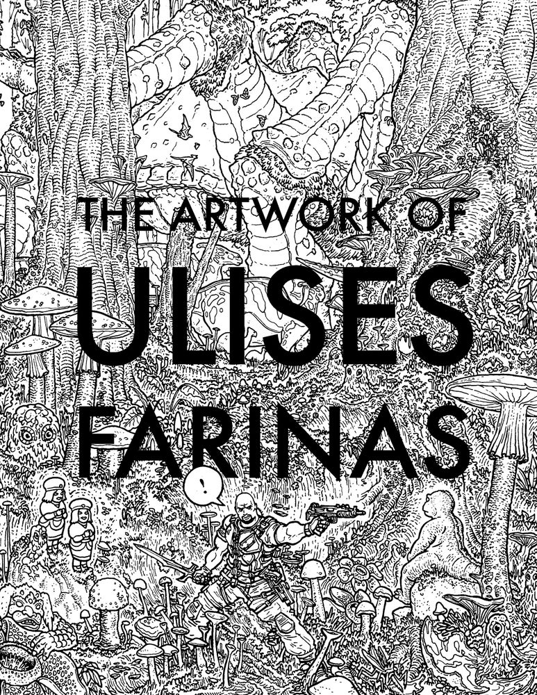Image of ARTWORK OF ULISES FARINAS