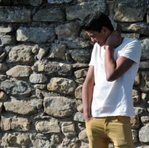 """Image of Samarreta bàsica home en cru o """"peu de tint""""/Camiseta bàsica hombre en crudo o """"para tintar"""""""