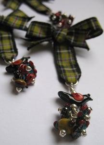 Image of Medal Brooch for Groomsmen or Bridesmaids