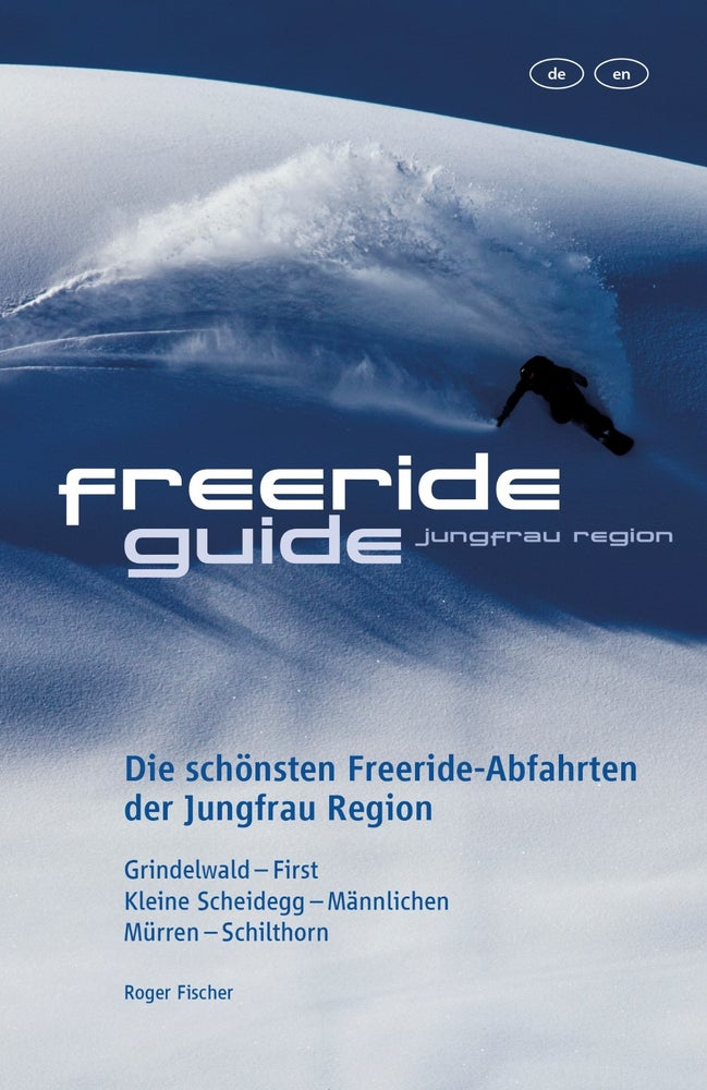Image of Freeride Guide Jungfrau Region