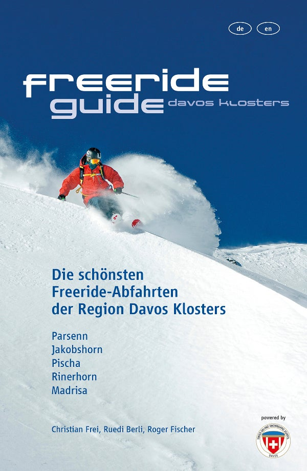 Image of Freeride Guide Davos Klosters