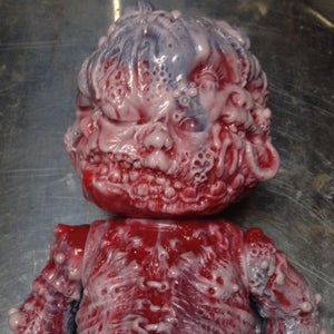 Image of Autopsy Zombie Staple Baby Marbled Lovesick Edition