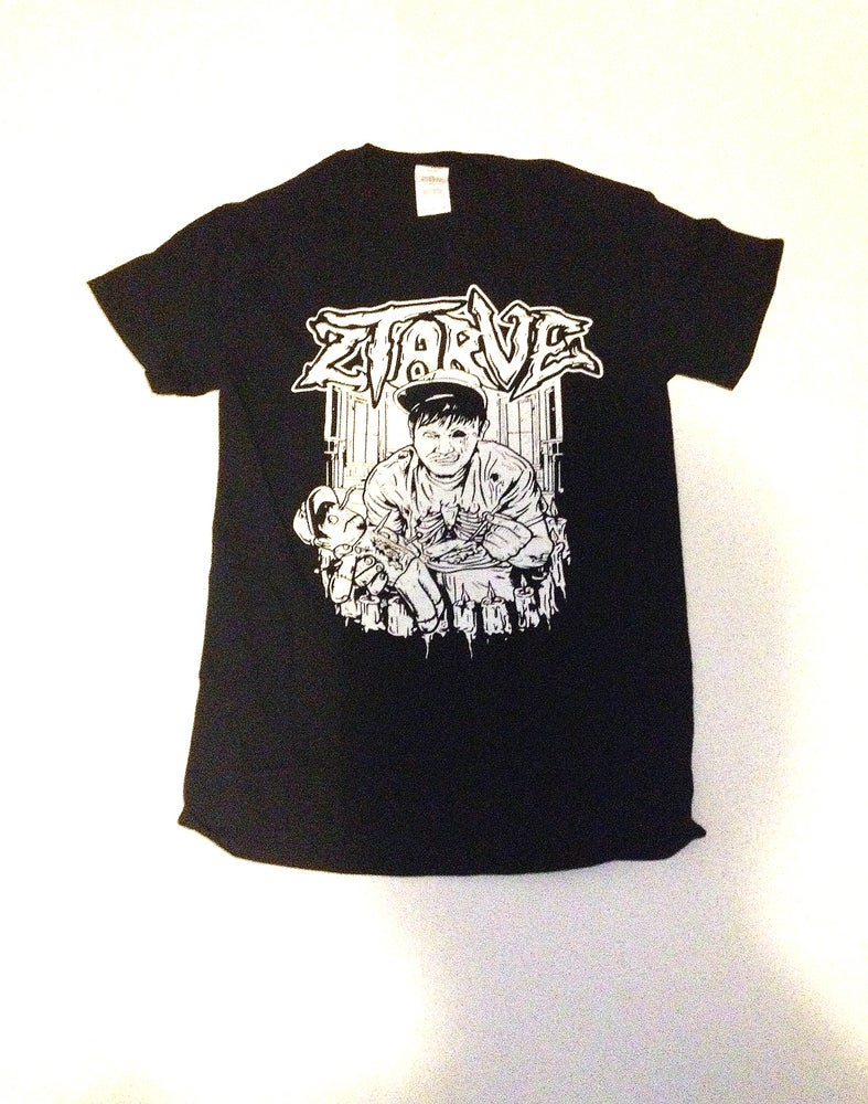 Image of Ztarve-Voodoo shirt
