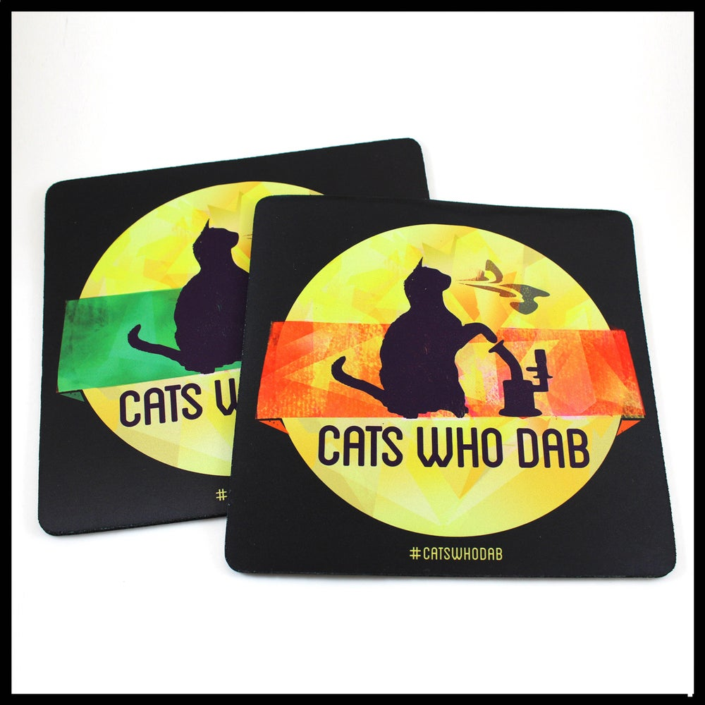 Image of Full Colour Rubber Dab Pad