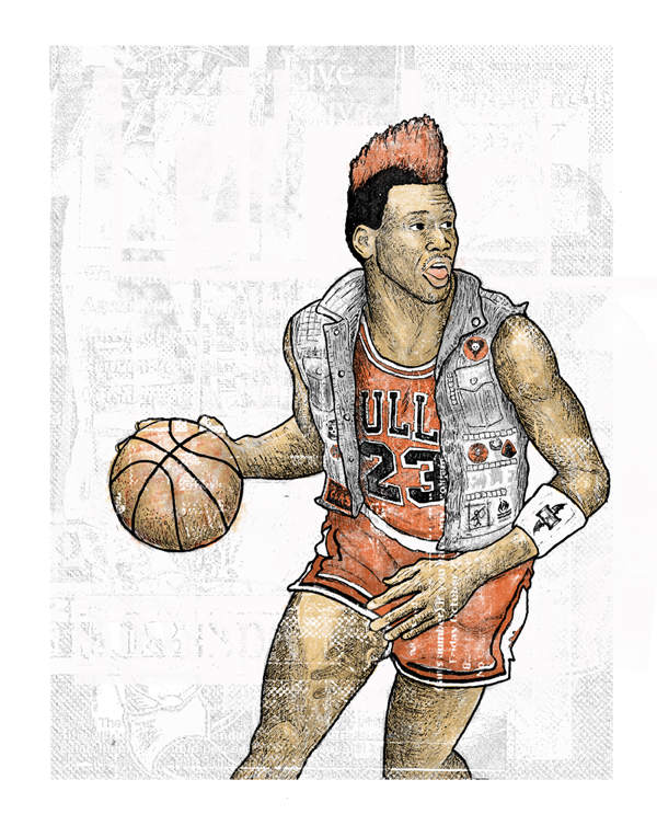 Image of Punk Jordan