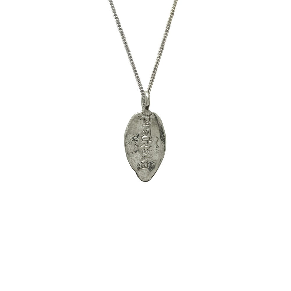 Image of Lotus Petal Necklace Pratibha : Intuition, Creativity
