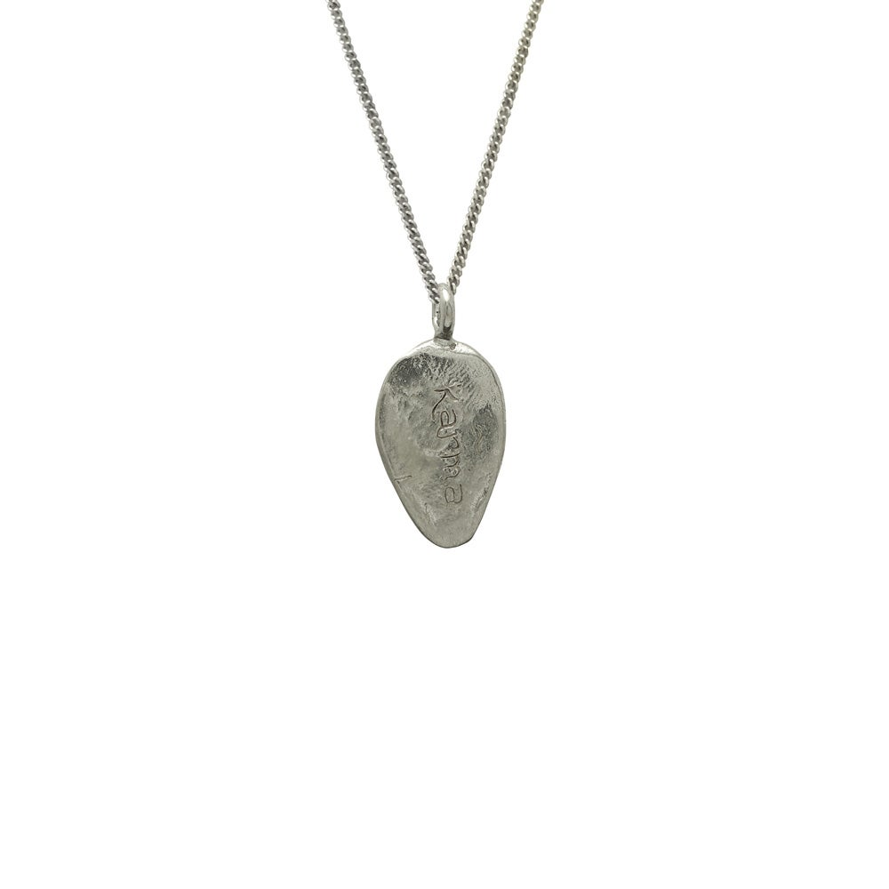 Image of Lotus Petal Necklace Karma : Balance of Actions