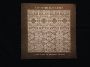 Image of Radiation Blackbody - Maximum Entropy and The Nearly Black Object 7""