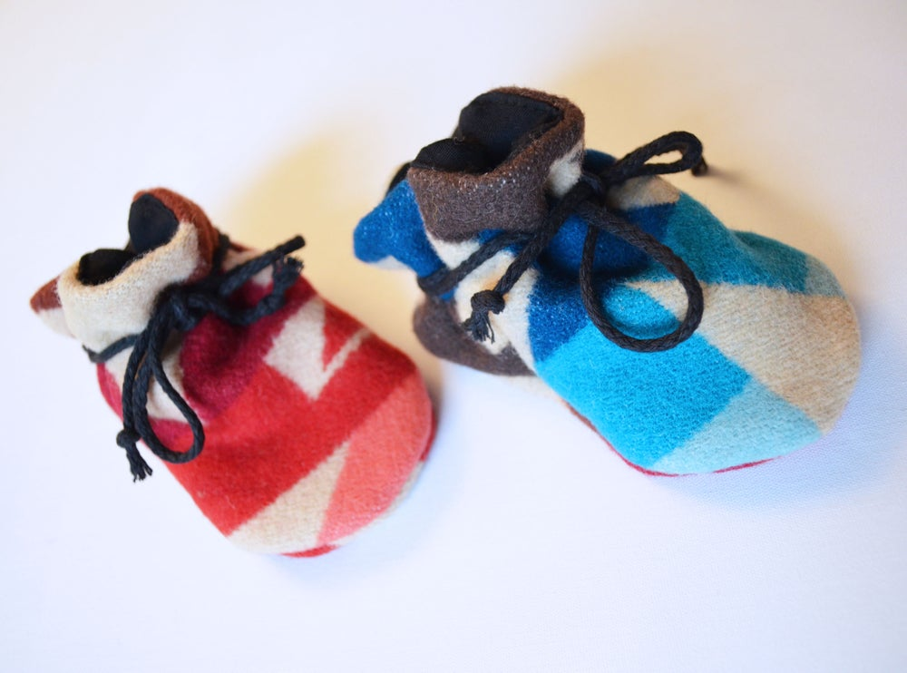 Image of pendleton booties 4