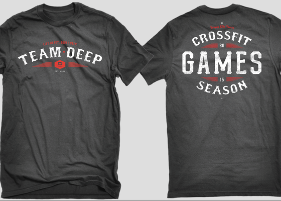Image of Team Deep Games Season 2015 - Unisex T-Shirt