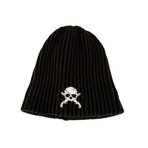 Image of Modern Day Pirate Beanie (BLACK)