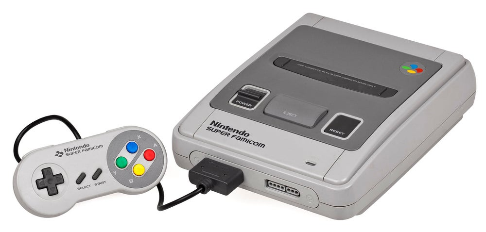 Image of nintendo Super Famicom