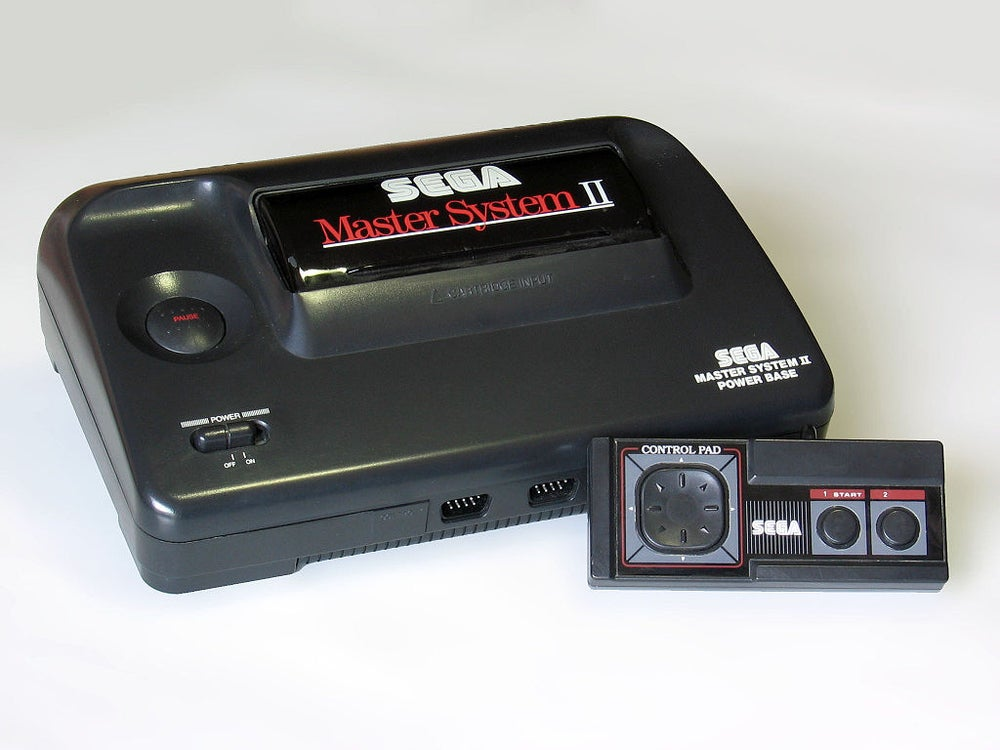 Image of Sega Master System II