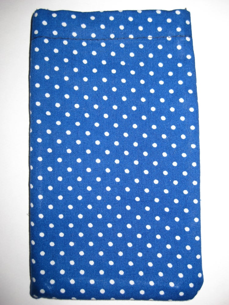 Image of Spotty Mobile Phone Pouch