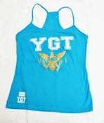 Image of YGT University Women's Tank (Baby Blue)