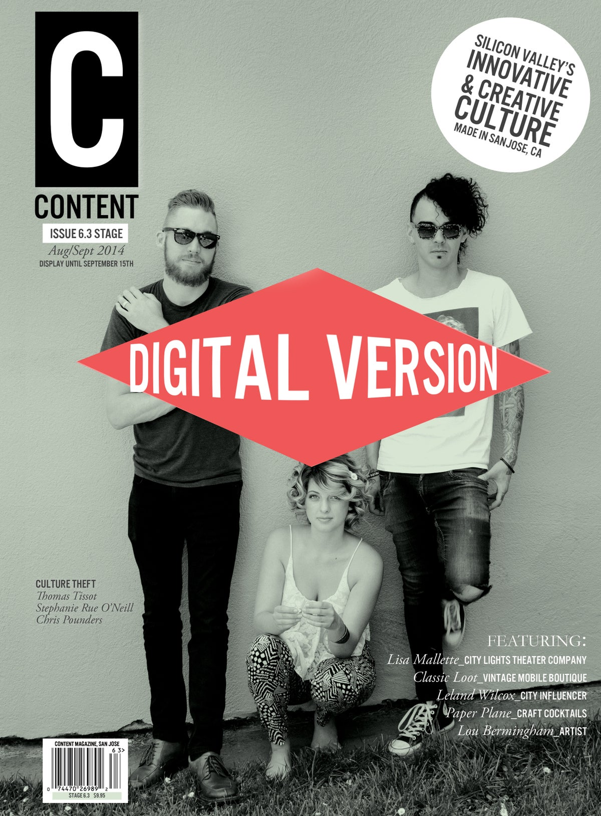 Image of Stage Issue 6.3 (Digital)
